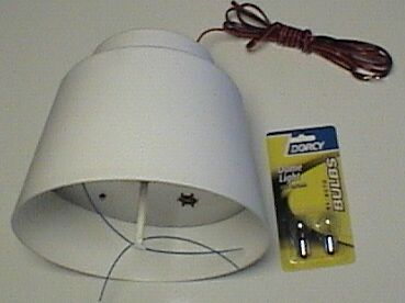 12 VOLT BATTERY OPERATED INSECT TRAP