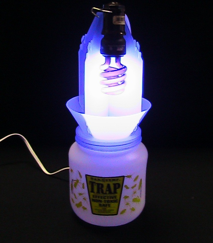 ASIAN LADYBUG STINKBUG LIGHT TRAP
