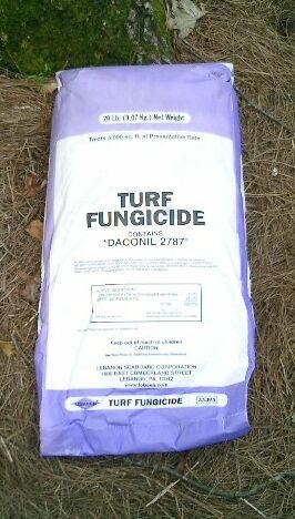 how to use daconil fungicide