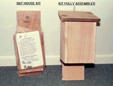 BAT HOUSE KITS